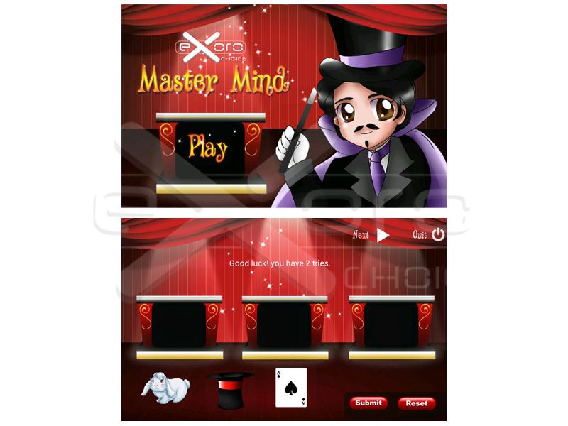 Game-Mastermind