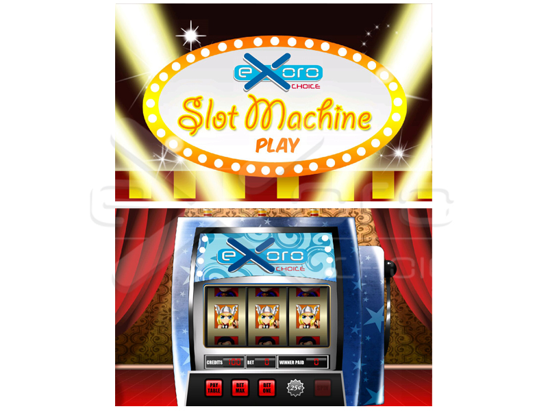 Game-Slot Machine